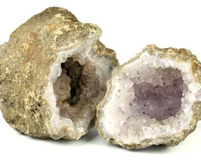 Les minéraux et les pierres précieuses